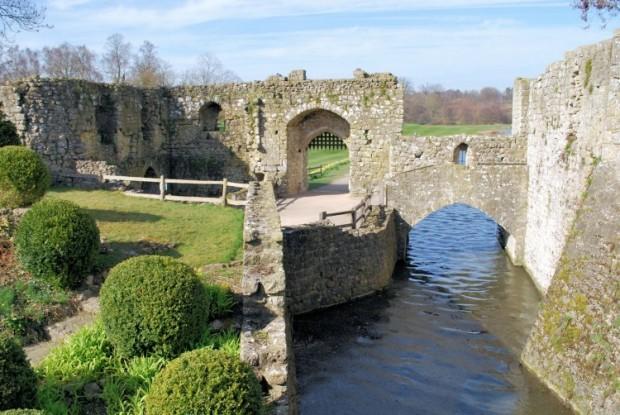 Середньовічний замок Лідс і його історія (12)