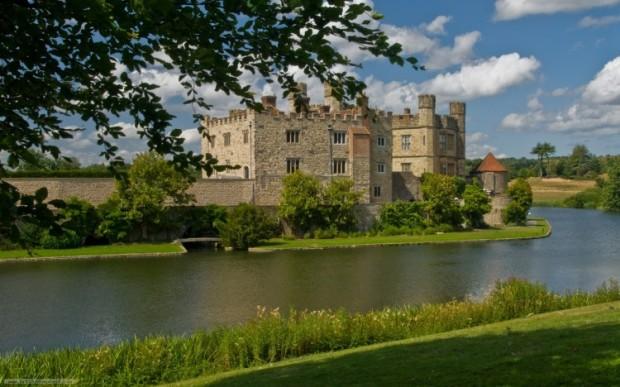 Середньовічний замок Лідс і його історія (14)