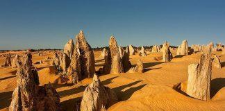 Пустеля Веж в Національному парку Намбунг, Австралія (2)