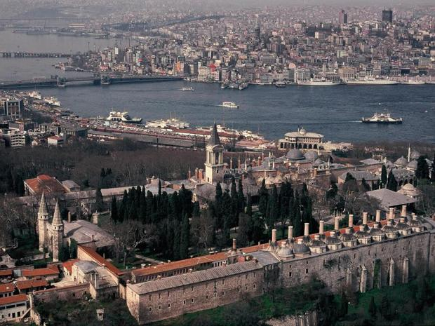 Палац Топкапи в Султанахметі - одна з найбільш відвідуваних визначних пам'яток (2)