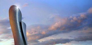 Ворота Столиці. Падаюча вежа Абу-Дабі (2)