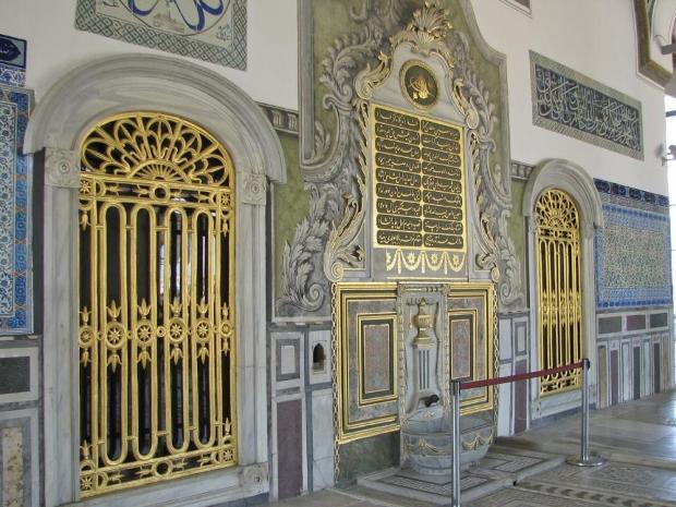 Палац Топкапи в Султанахметі - одна з найбільш відвідуваних визначних пам'яток (3)