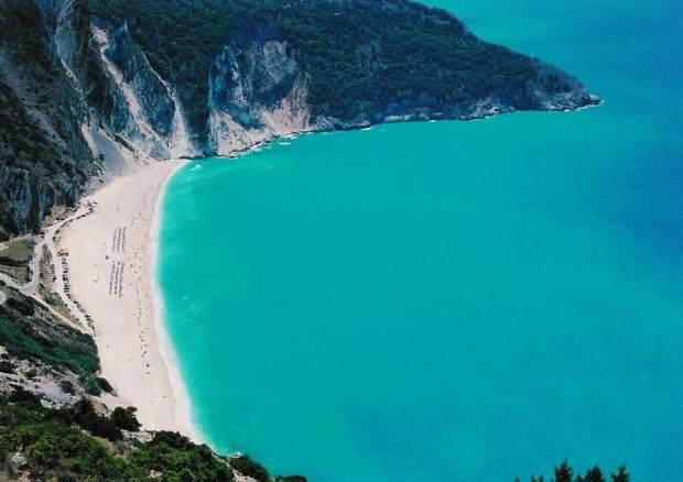 Дивовижний грецький пляж Міртос (2)