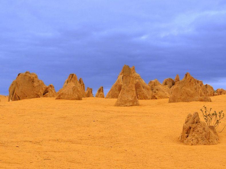 Пустеля Веж в Національному парку Намбунг, Австралія (3)