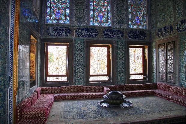 Палац Топкапи в Султанахметі - одна з найбільш відвідуваних визначних пам'яток (4)