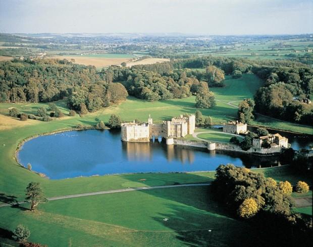 Середньовічний замок Лідс і його історія (4)