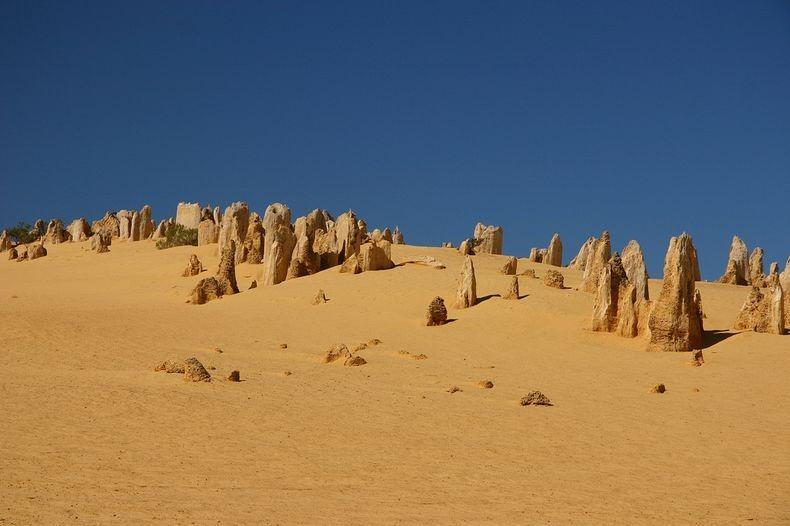 Пустеля Веж в Національному парку Намбунг, Австралія (4)