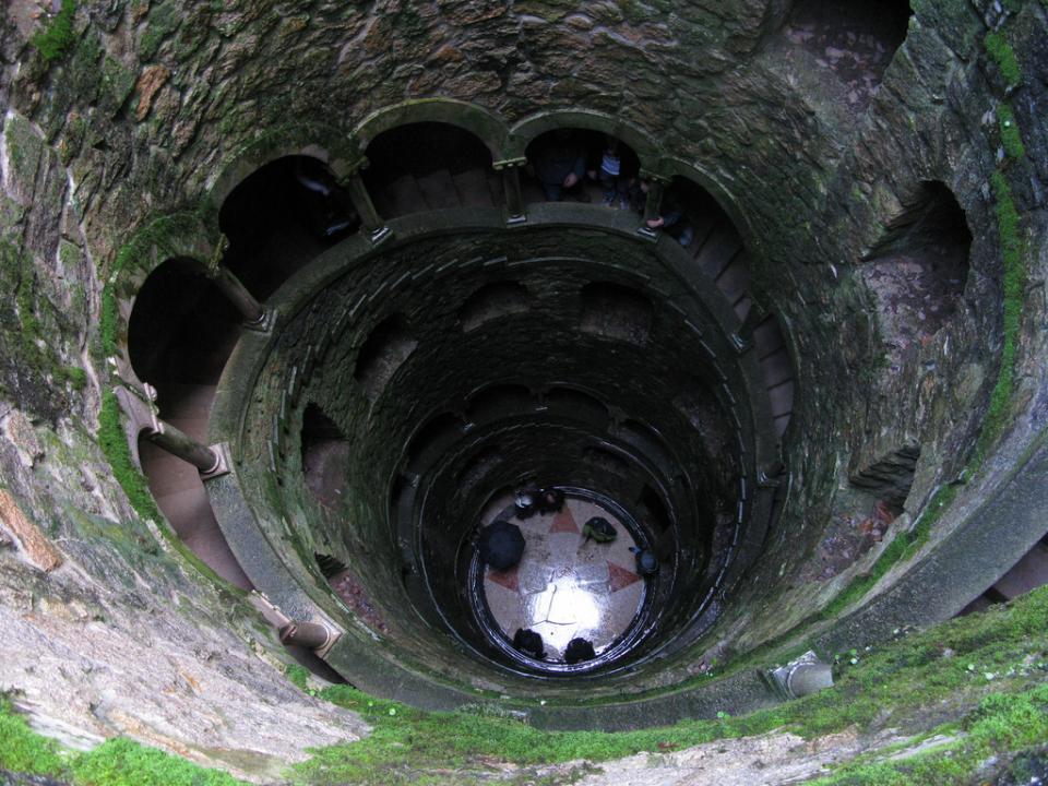 Кінта да Регалейра і перевернута вежа в Сінтрі (3)