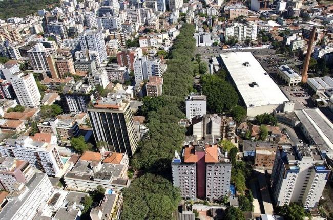 Найзеленіша вулиця світу - Руа-Гонсалу-де-Карвальо в Бразилії (4)