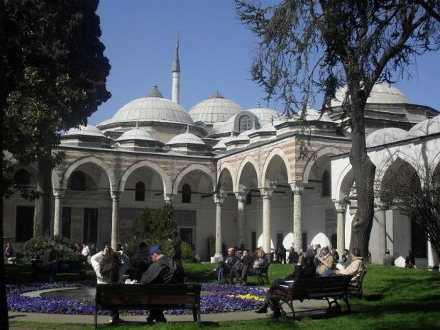 Палац Топкапи в Султанахметі - одна з найбільш відвідуваних визначних пам'яток (5)