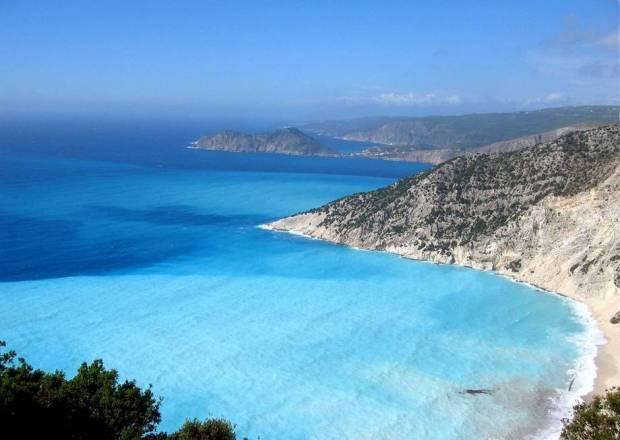 Дивовижний грецький пляж Міртос (3)