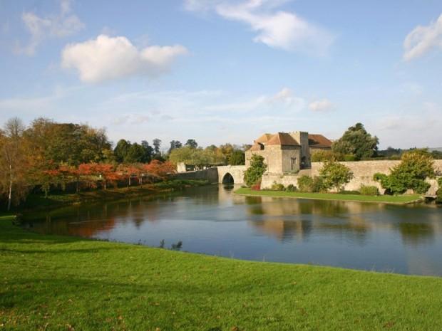 Середньовічний замок Лідс і його історія (5)