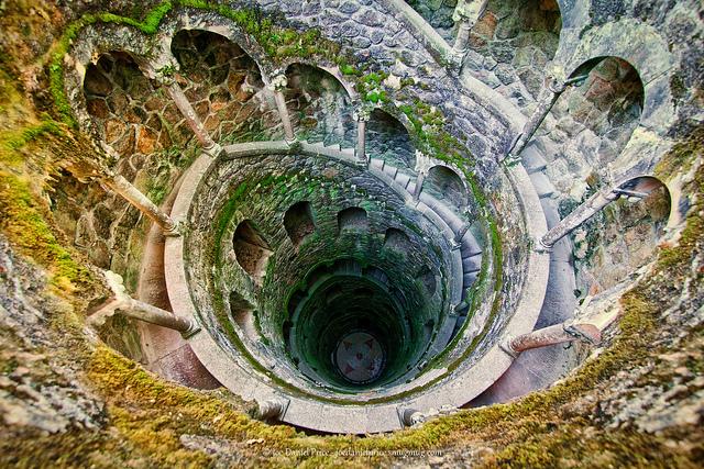Кінта да Регалейра і перевернута вежа в Сінтрі (4)