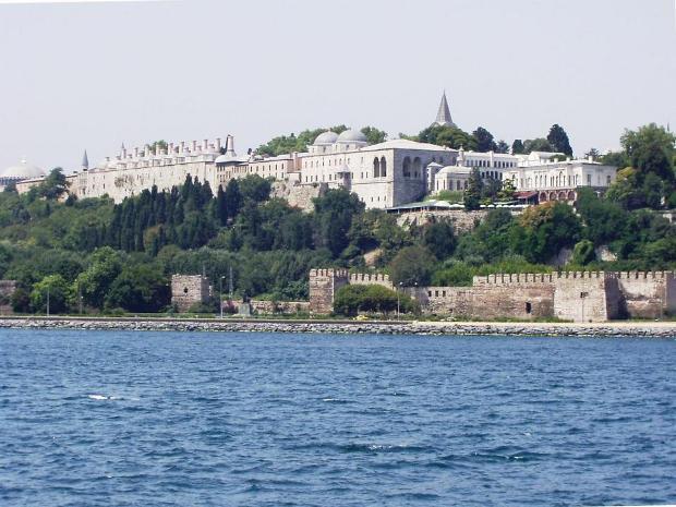 Палац Топкапи в Султанахметі - одна з найбільш відвідуваних визначних пам'яток (6)