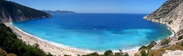 Дивовижний грецький пляж Міртос (4)