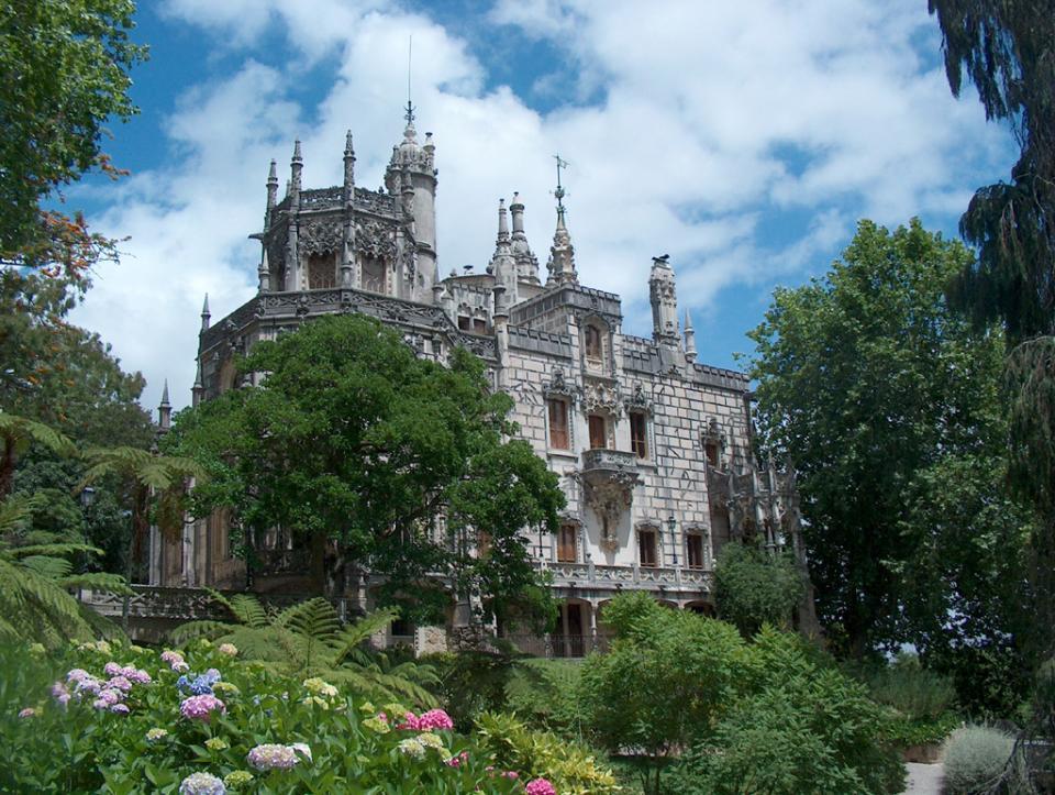 Кінта да Регалейра і перевернута вежа в Сінтрі (6)