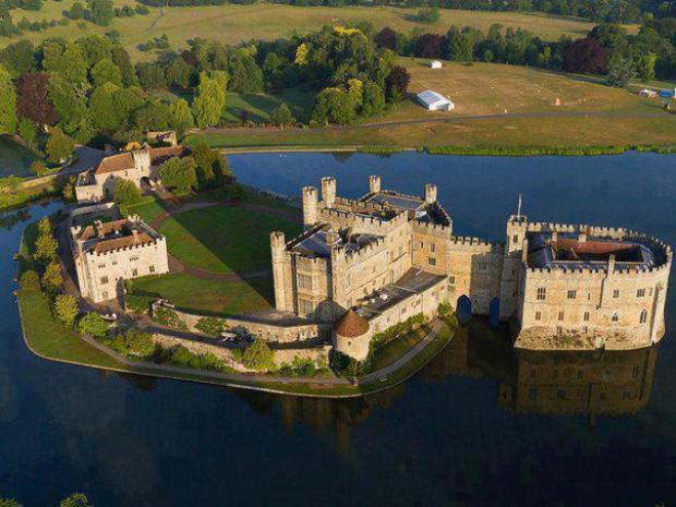 Середньовічний замок Лідс і його історія (8)