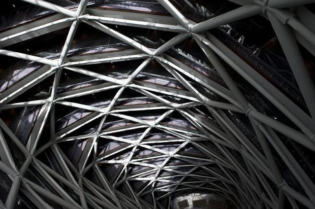 Ворота Столиці. Падаюча вежа Абу-Дабі (7)