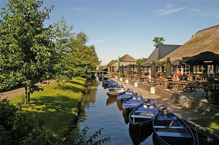 Гітхорн - нідерландське село з венеціанським шармом (6)
