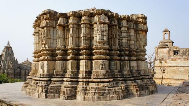 Індійський форт Чітторгарх (6)
