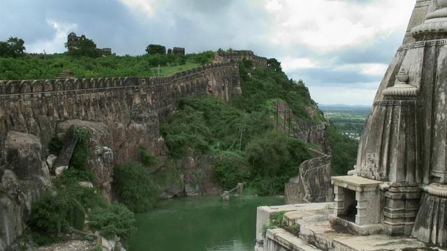 Індійський форт Чітторгарх (8)