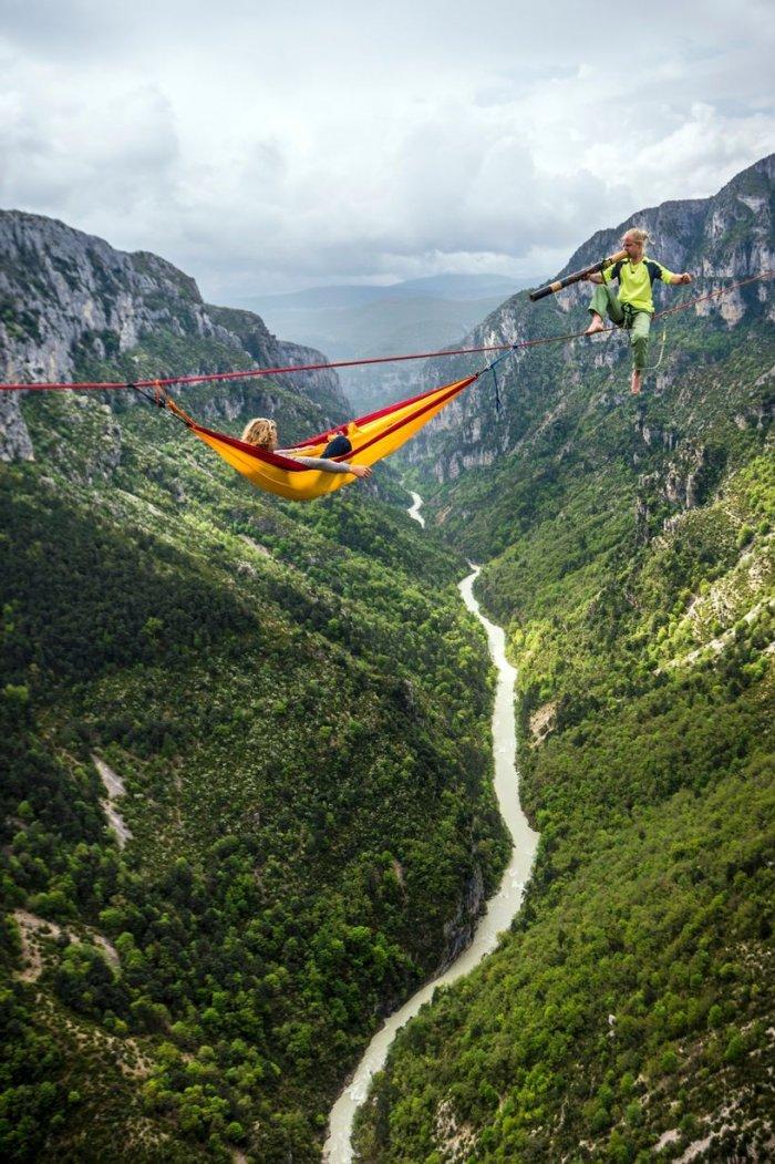 Вердонська ущелина, Франція