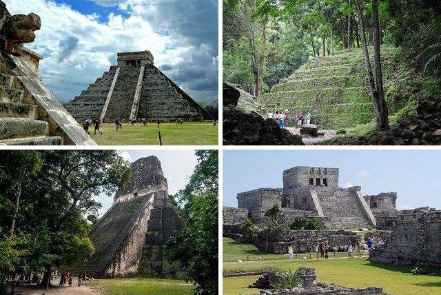 15 вражаючих руїн цивілізації Майя