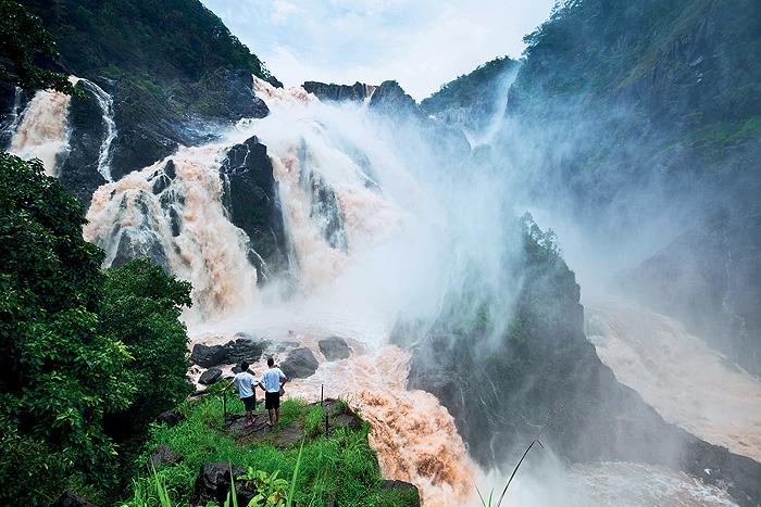 водоспад Баррон