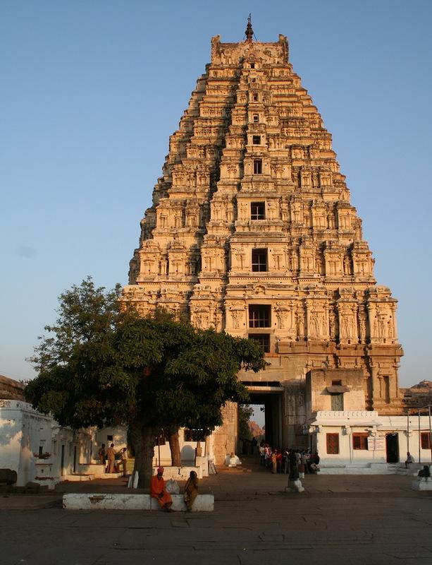Руїни стародавнього міста Віджаянагара, Індія (6)