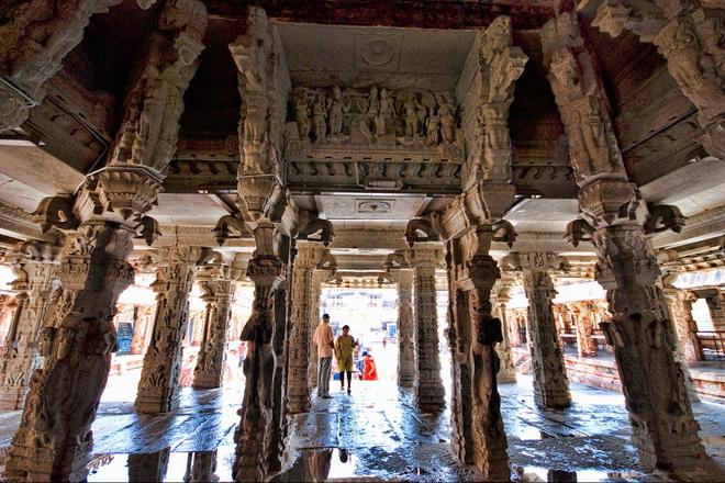 Руїни стародавнього міста Віджаянагара, Індія (12)