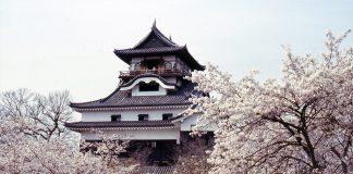 Замок білого мармуру або замок Інуяма (1)