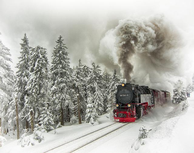 Поїзд парової частини Гарца (Aitor Ruiz de Angulo Ruiz)
