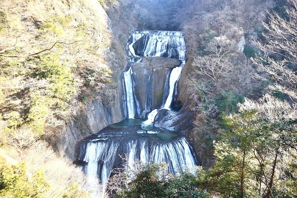 Водоспад Фукурода, Японія (7)