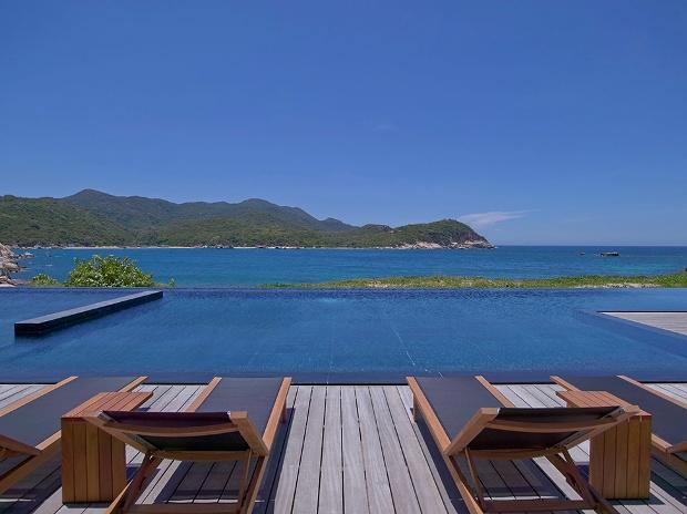 Розкішний готель Amano'i у В'єтнамі (6)