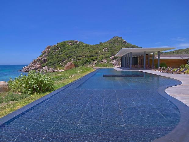 Розкішний готель Amano'i у В'єтнамі (7)