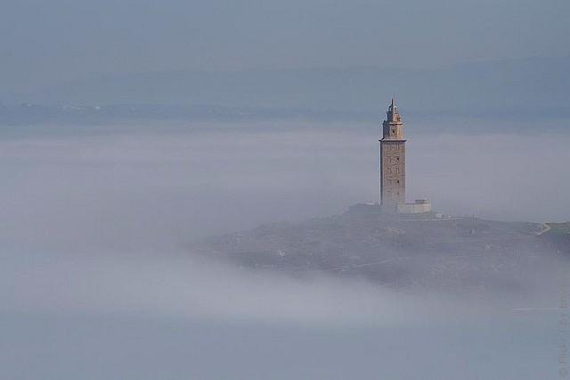 Маяк Вежа Геркулеса, Іспанія (1)