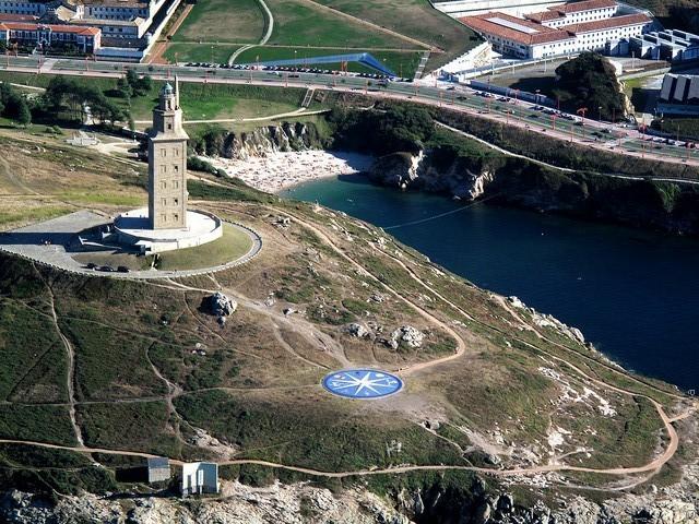 Маяк Вежа Геркулеса, Іспанія (6)
