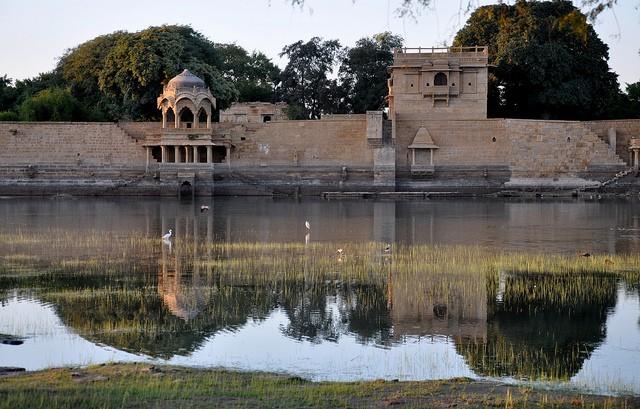 Місто Джайсалмер, Індія (4)
