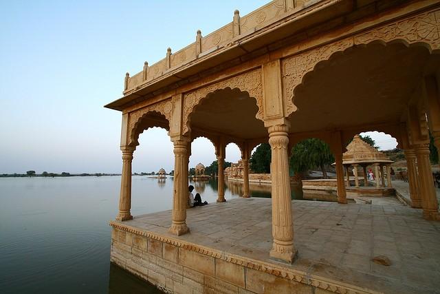 Місто Джайсалмер, Індія (5)