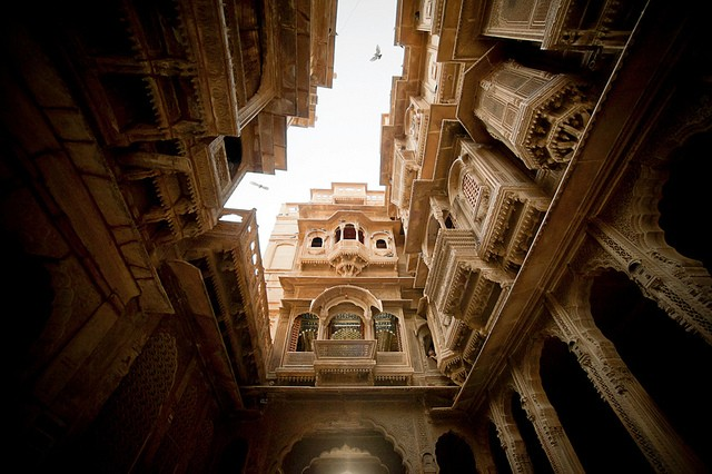 Місто Джайсалмер, Індія (9)