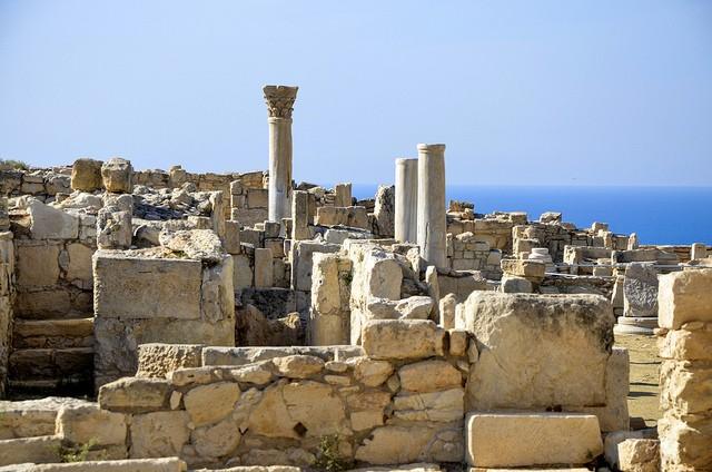 Античне місто Куріон, Кіпр (1)
