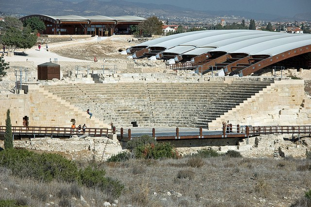 Античне місто Куріон, Кіпр (2)