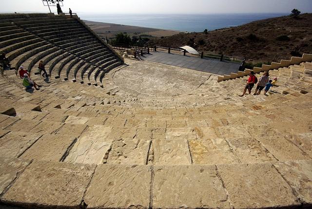 Античне місто Куріон, Кіпр (3)