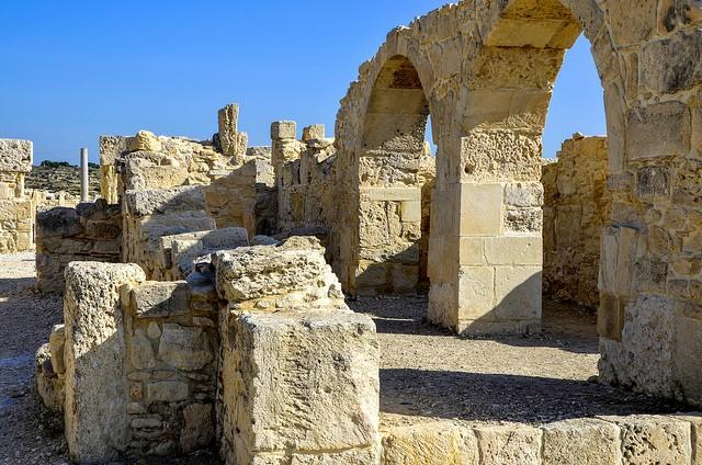 Античне місто Куріон, Кіпр (5)