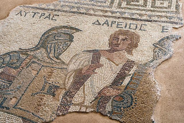 Античне місто Куріон, Кіпр (11)