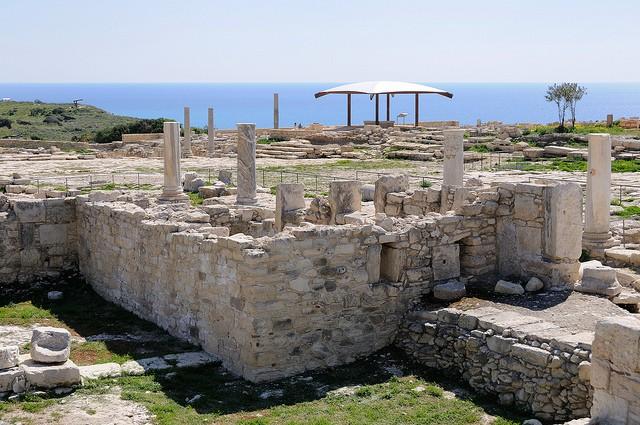 Античне місто Куріон, Кіпр (12)