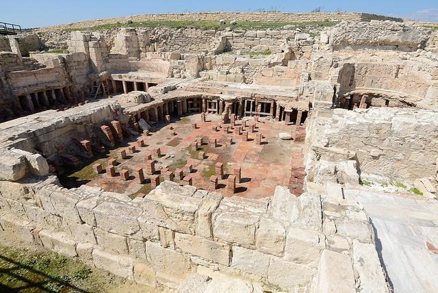 Античне місто Куріон, Кіпр (13)