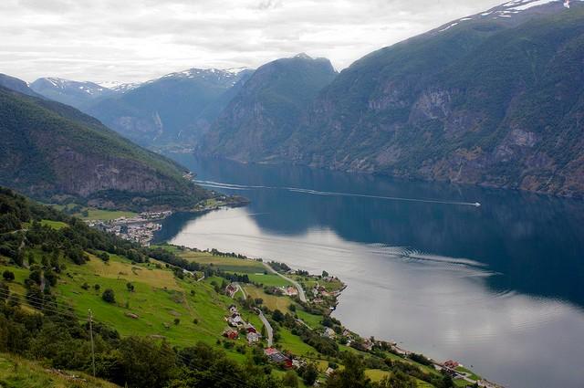 Люсе-фіорд, Норвегія (1)