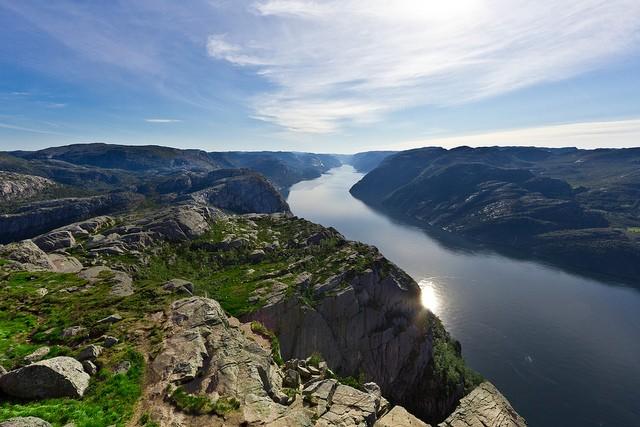 Люсе-фіорд, Норвегія (2)