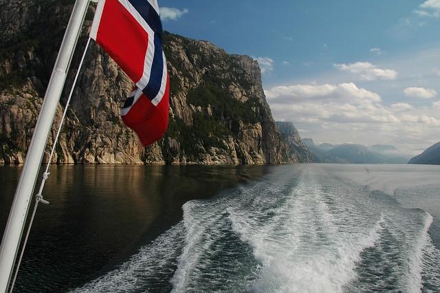 Люсе-фіорд, Норвегія (5)